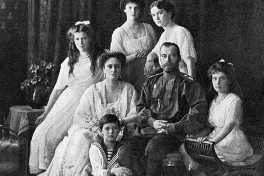 В ночь с 16 на 17 июля 100-летие со дня гибели царской семьи Романовых