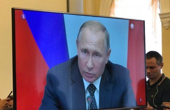 Видеообращение Путина по повышению пенсионного возраста в 12.00 в среду 29 августа