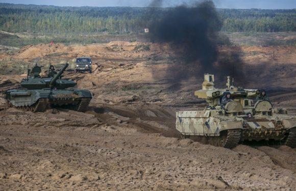 Восток 2018 военные учения. Вся информация и последние новости