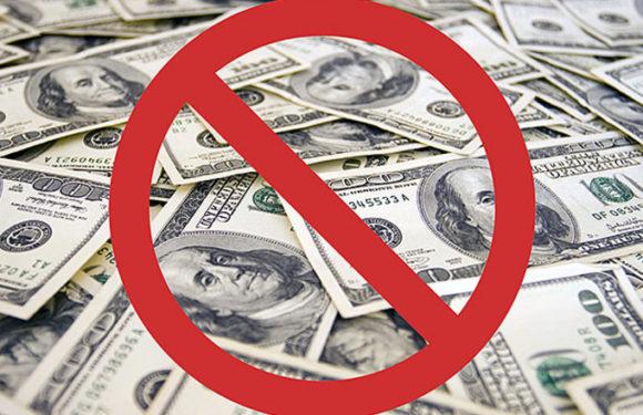 При отказе от доллара клиенты банков смогут вернуть свои средства