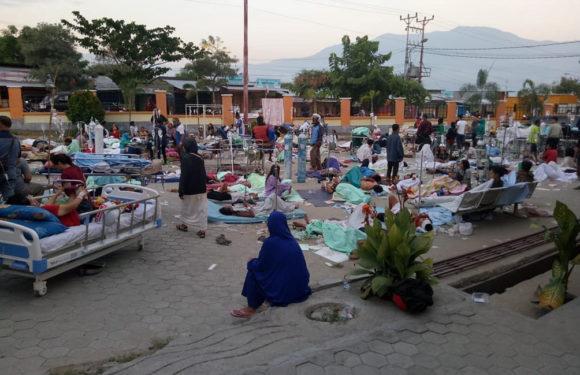 Индонезия-землетрясение-цунами. Последние новости, видео