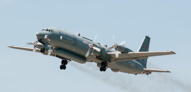 Кто сбил российский самолет ВКС ИЛ-20 в Сирии Хмеймим. Людей нашли? Последние новости