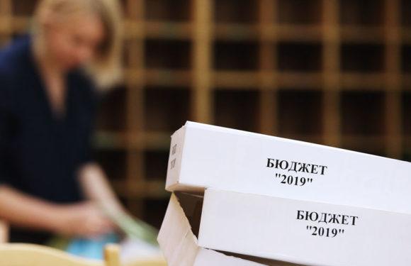 Бюджет 2019-2021 внесен в Госдуму