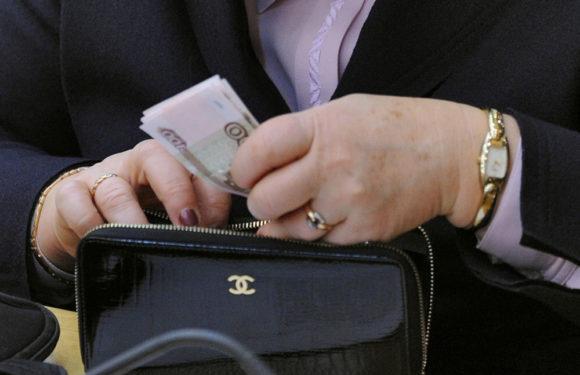 Кто и какие пенсии получает в России. Размеры в рублях