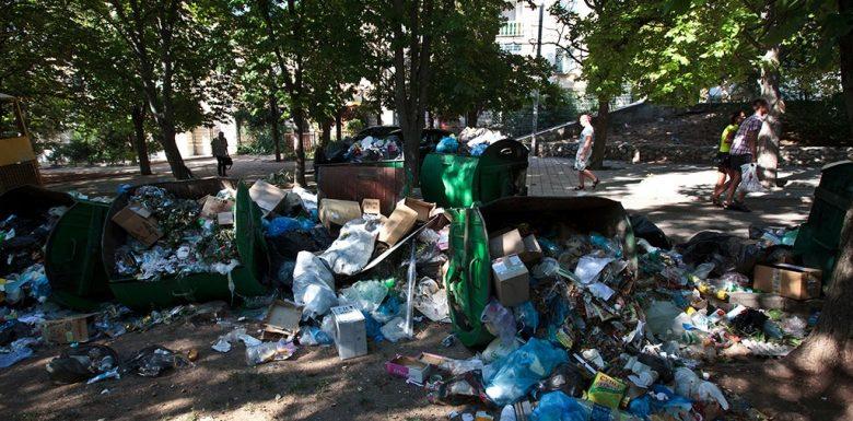 Оплата коммуналки. Вывоз мусора резко подорожал