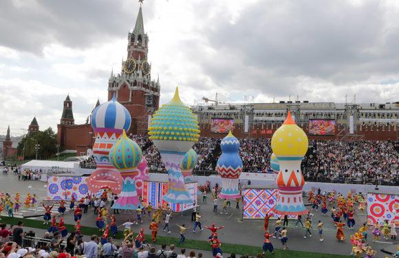 Основные площадки и события праздника Москвы. Стоимость билетов и что бесплатно