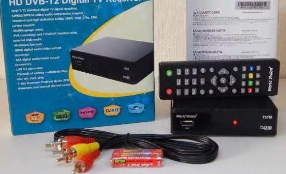 Где купить цифровую приставку к телевизору, сколько стоит и как подсоединить