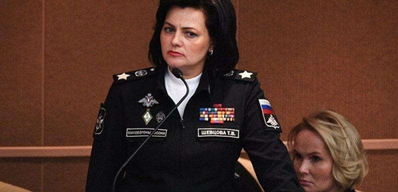 Шевцова о повышении денежного довольствия военнослужащих