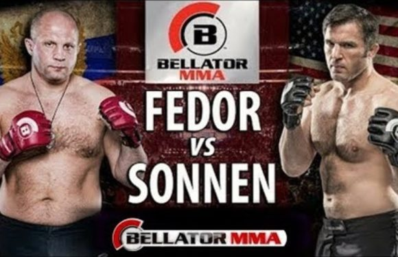 Федор Емельяненко – Соннен: когда бой, дата, прямая трансляция Bellator 208 (видео)