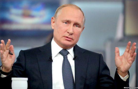 Путину пожаловались на «мусорную реформу».
