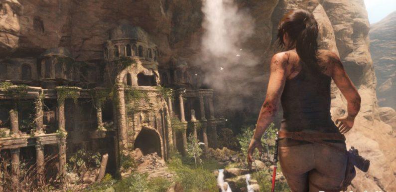 Игра Rise of the Tomb Raider торрент