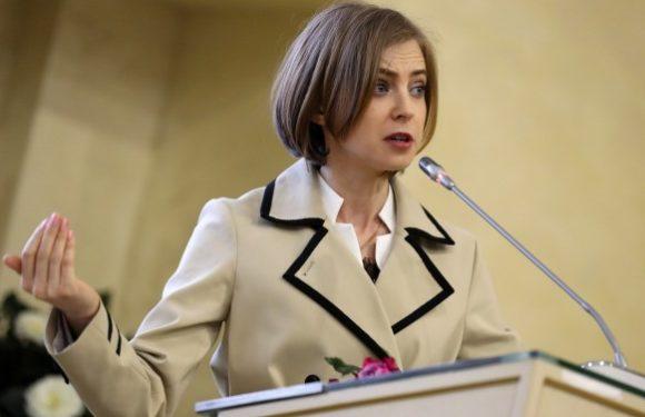 Наталья Поклонская откровенно рассказала о богатствах депутатов Госдумы РФ