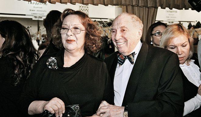 Любовь и голуби! Жизнь Сергея Юрского и Натальи Теняковой
