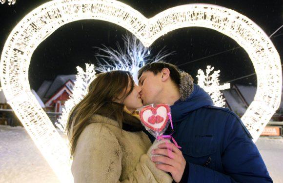 14 февраля день святого Валентина или день влюбленных. История и традиции